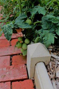Turret Garden Edging