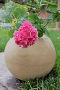Sphere pots