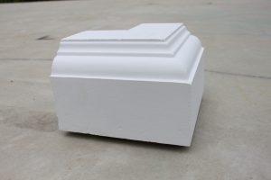 External Corner Plinth