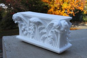 Acanthus Pilaster Capital